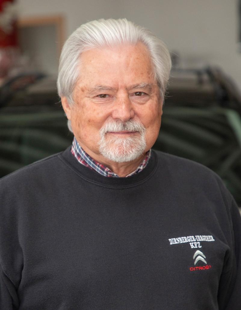 Gerhard Irrgeher Sen.