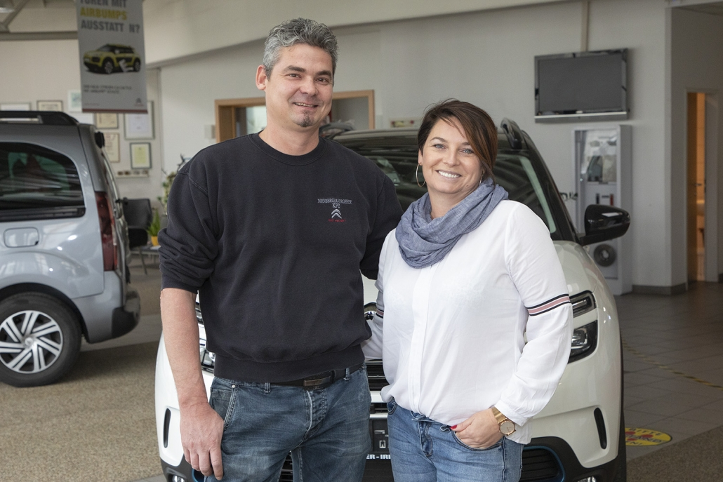 Gerhard & Yvonne Irrgeher